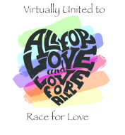 Virtually United to Race for Love