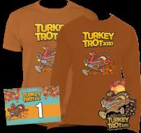 'TURKEY TROT 5K/10K/13.1' VIRTUAL RUN