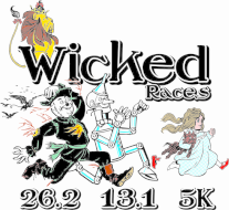 7th Annual Body First Wicked Marathon/Half Marathon/5K/Virtual/OZ Series