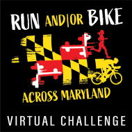 Virtual Run and/or Bike Across Maryland