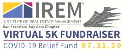IREM San Francisco Virtual 5K Fundraiser