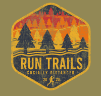 Socially Distanced Trail Run #6