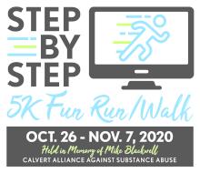 Step By Step 5K Fun Run/Walk - Virtual RACE