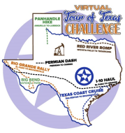 FREE Virtual Tour of Texas Challenge!