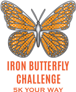 Legacy of Life Hawaii Iron Butterfly Virtual Challenge - 5K Your Way