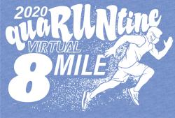 Virtual quaRUNtine 8 Mile