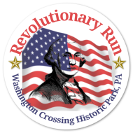 40th Annual Revolutionary Run Virtual Challenge Logo
