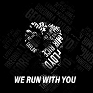We Run With You Virtual 5k - Race Against Racism