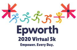 Epworth Virtual 5k and Fundraiser