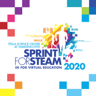 Sprint for STEAM: 5k Virtual Run/Walk/Roll for Virtual Education