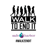 Walk to End It #2020WalkAnywhereWalkEverywhere