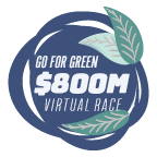 Go For Green 800m Virtual Race