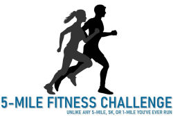 The 5-Mile Fitness Challenge