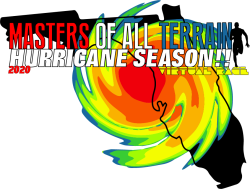 Masters of All Terrain HURRICANE SEASON!! Virtual Run