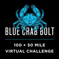 Blue Crab Bolt Virtual Trail Running Challenge