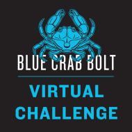 Blue Crab Bolt Virtual Challenge