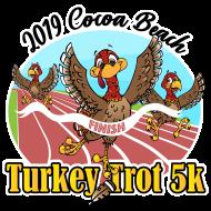 Cocoa Beach Turkey Trot 5k
