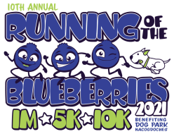 10th Annual Running of the Blueberries presented by Pilgrim's