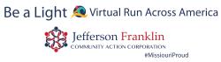 BE A LIGHT - Virtual Race Across America