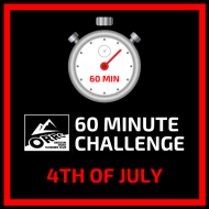 60 Minute Challenge - July 4th