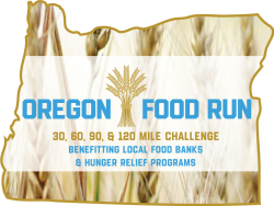 Oregon Food Run Challenge Logo