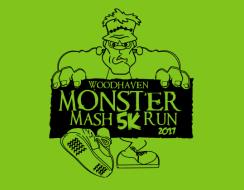 Woodhaven's Monster Mash 5K Run/Walk