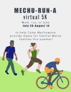 Mechu-RUN-a Virtual 5K