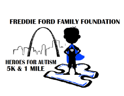 Heroes for Autism 5k/mile walk