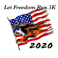 Let Freedom Run 5K 2020