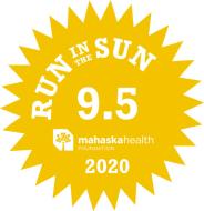 Virtual Run in the Sun 9.5