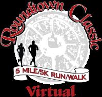Roundtown Classic Virtual 5 Mile/5K Run/Walk