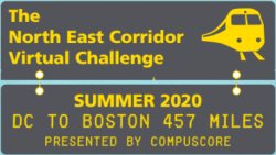 Run the US Northeast Corridor Virtual Challenge Presented by CompuScore