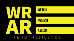 We Run Against Racism