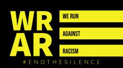 We Run Against Racism