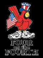 Four on the Fourth 2021 - Virtual Run