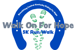 Walk-on for Hope Charity 5K for CKRH