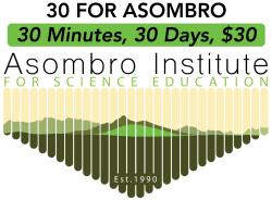 30 for Asombro