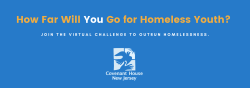 CHNJ Go the Distance for Homeless Youth