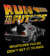 RUN TO THE FUTURE