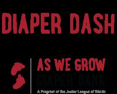 2nd Annual As We Grow Diaper Dash - A Virtual Race