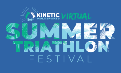 Kinetic Multisports Virtual Summer Triathlon Festival