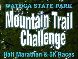 Watoga Mountain Trail Challenge Virtual Half-Marathon/5K