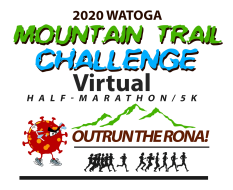 Watoga Mountain Trail Challenge Virtual Half-Marathon/5K