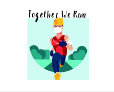 TogetherWeRun Run For Education 2020