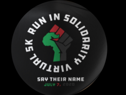 Run In Solidarity Virtual 5k