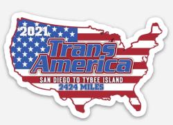 2021 Trans-America Race