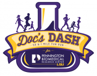 Doc's DASH for Pennington Biomedical Research Center