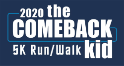 CANCELLED The Comeback Kid 5k is CANCELLED