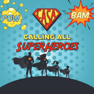 CASA Superhero Virtual Run 2020