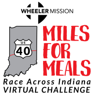 Miles for Meals - Race Across Indiana Virtual Challenge